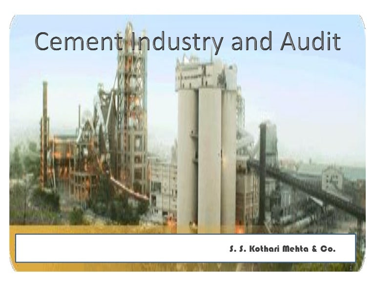 Phd thesis on cement industry