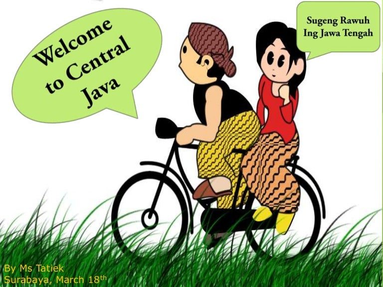 Central Java Presentation