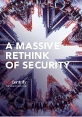 Centrify rethink security brochure