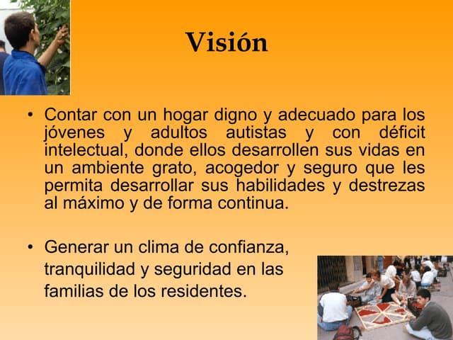 Centro De Vida Independiente Mision   Vision