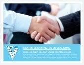 Modulo de Centro de Contacto de Visual Sale Software
