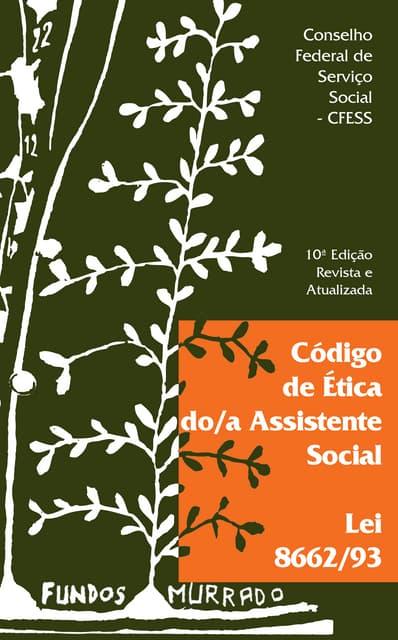 COdigo de ética do Assistente social