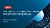 An eventful tour from enterprise integration to serverless and functions