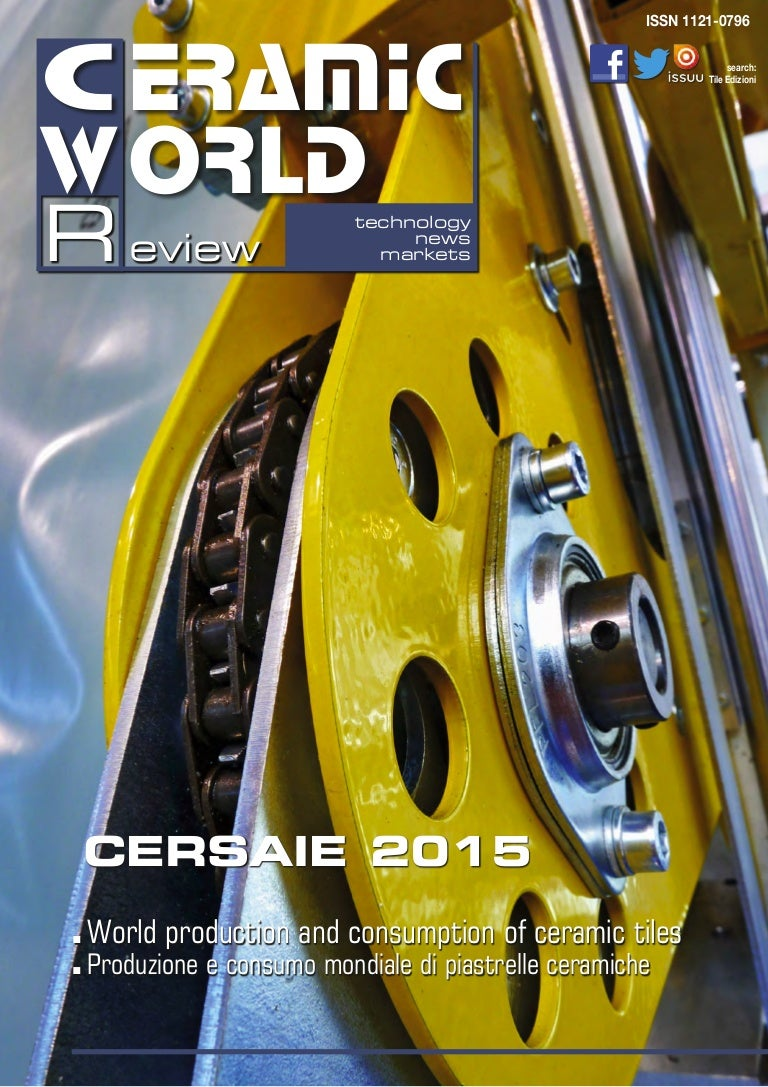 Ceramic world 2015 dailygadgetfo Image collections