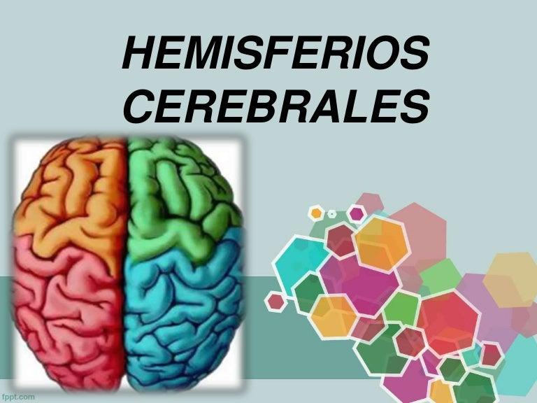 Hemisferios Y Lóbulos Cerebrales