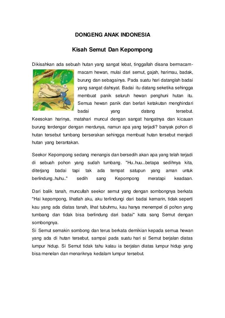 Cerita Dongeng Sage