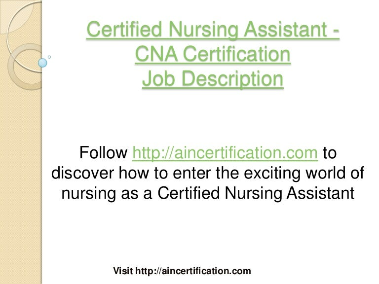 Cna Job Duties Cna Resume Cna Resume Sample Resumeliftcom Job