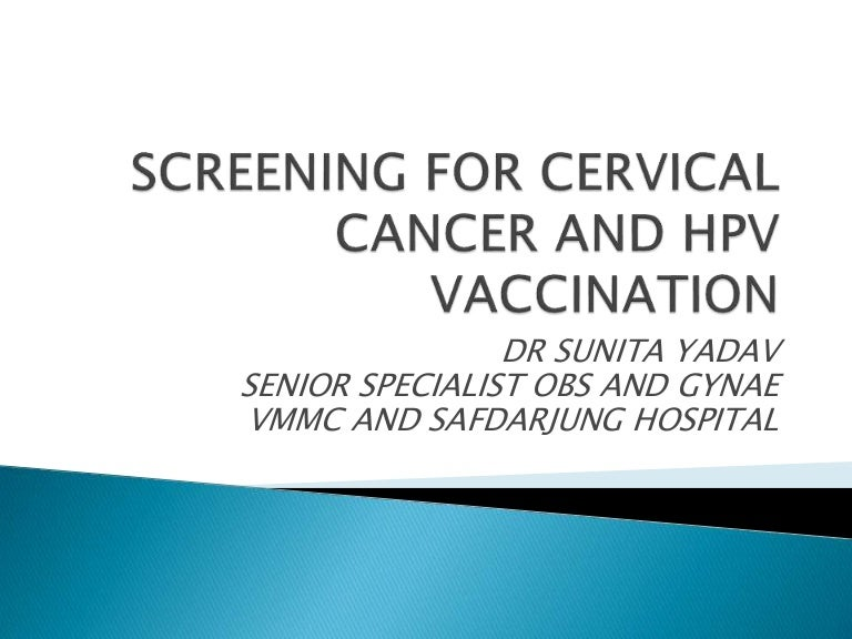 hpv causes cervicitis)