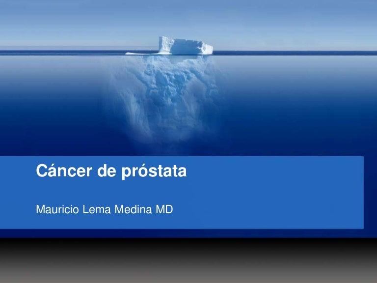 cáncer de próstata y sexualidad explicada a los pacientes presentación ppt