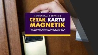 DISCOUNT!! WA +62 8118-799-07 - Cetak Kartu Member Magnetic