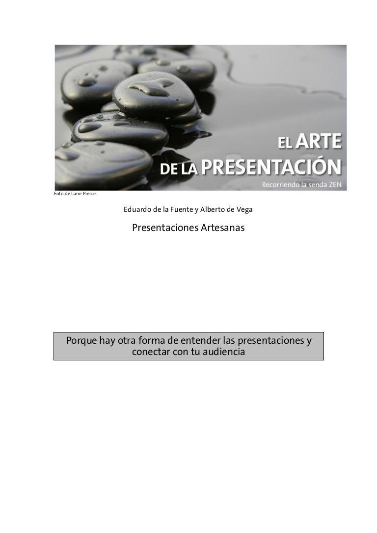 El Arte de la Presentación - Documentación