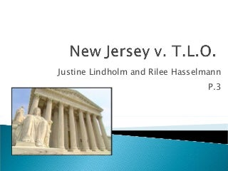 New Jersey V T L O Powerpoint