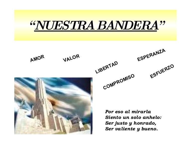 Promesa De Lealtad A La Bandera Argentina