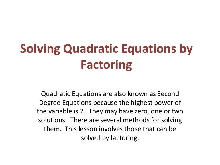 cfakepathsolvingquadraticsbyfactoring100309205824phpapp01thumbnail4jpgcb 1268198928 – Solve Quadratic Equations by Factoring Worksheet