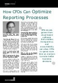 How CFOs Can Optimize Reporting Processes - Matt Rizai, Chairman & Chief Executive Officer, Workiva