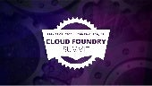 CFSummit: Data Science on Cloud Foundry