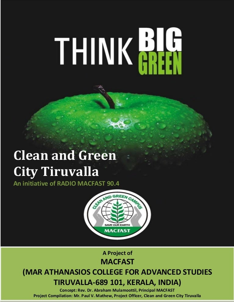 essay on green Short essay on clean india green india if you want to pass the ielts exam, you must know strategies and techniques for ielts writing lesson 8 task 2 opinion essay argument-led approach.