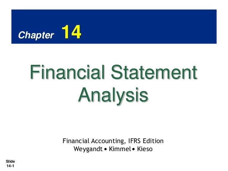 Pengantar Akuntansi 2 Ch14 Financial Statement Analysis