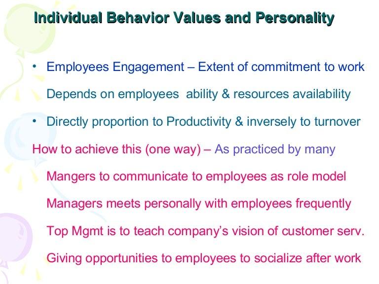 mars model of individual behavior pdf