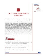 Problem And Challenges Of Indian Economy