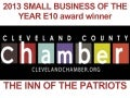 Chamber small business of the year e10 award