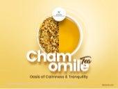 Calm and Relaxing, the Chamomile Tea Enhances Halmari's Ultimate Treasure Trove!