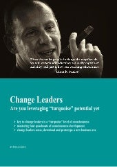 Change Leaders Unfolding Organizational Potential in the 21st Century - The Article
