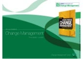Change Management - Foundation