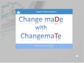 Changemate - Engaged Change Management