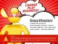 Change play business invitation lisbon-14-15-july-english