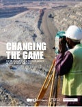 Changing the game: Communication and Sustainability in the Mining Industry