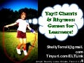 Chanting & Rhyme Games for Learners