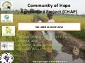 1605 - Community of Hope Agricultural Project - SRI in Liberia