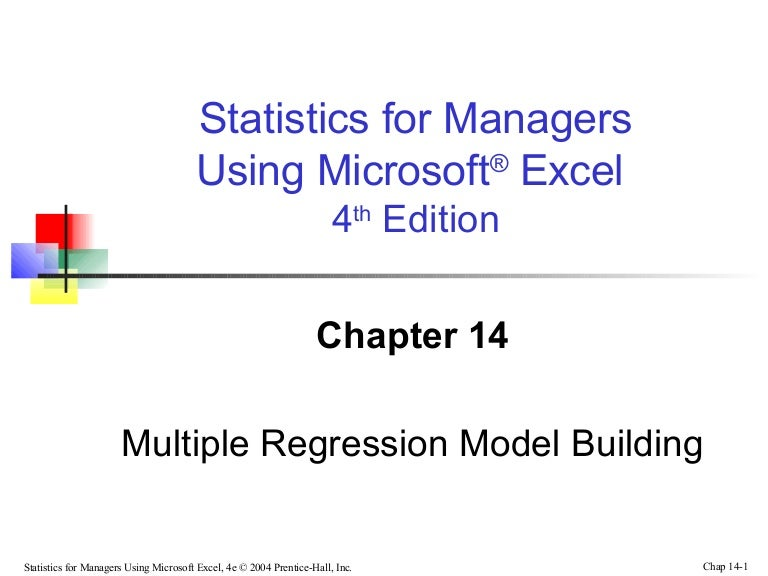 simple linear regression Linear regression is a prediction method that is more than 200 years old simple linear regression is a great first machine learning algorithm to implement as it requires you to estimate properties from your training dataset, but is simple enough for beginners to understand in this tutorial, you.
