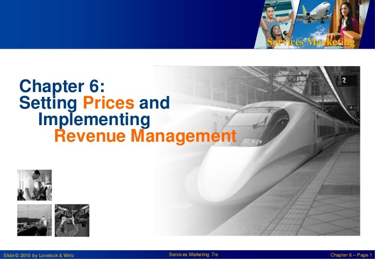 Chapter 06 setting prices and implementing revenue management fandeluxe Gallery