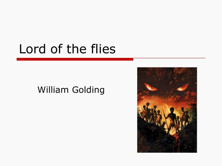 lord of the flies by william golding essay Images in lord of the flies by william golding an image is a representation of something that is portrayed to make the reader visualize a different impression in its place images can be seen, heard, smelled, tasted, or felt.