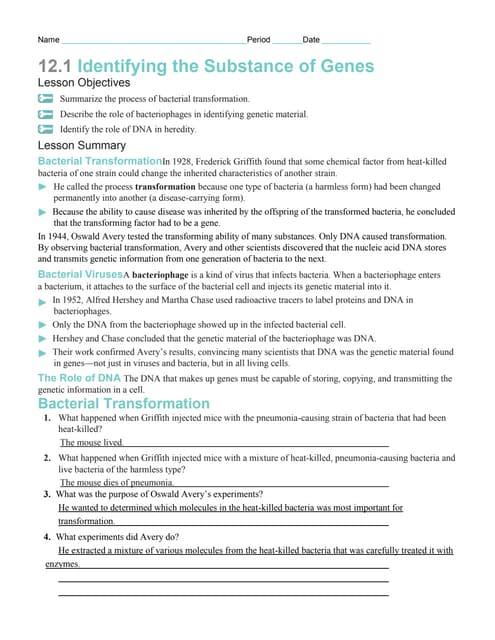Printables Miller And Levine Biology Worksheets miller and levine biology worksheets davezan travelers guides