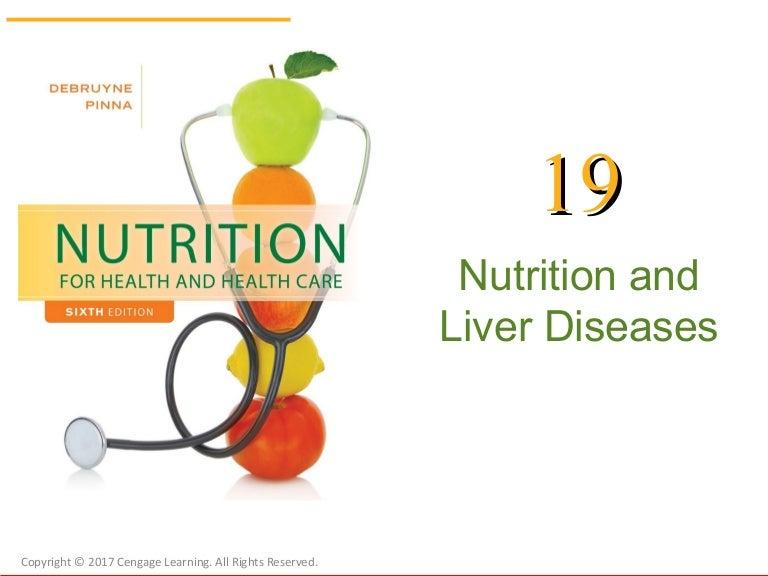 hpw much fat in a liver disease diet
