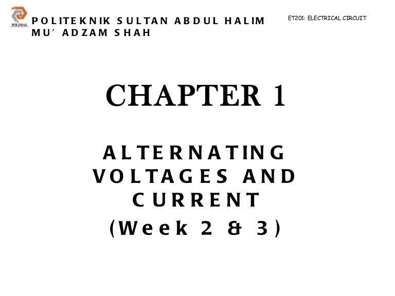 chapter 1 et201Electronic Circuit Nota Politeknik #4