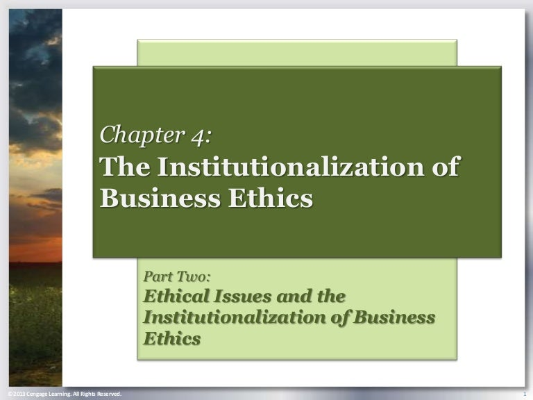ethical issues about business Ethical issues in business: a philosophical approach (8th edition) by donaldson, thomas published by pearson 8th (eighth) edition (2007) paperback.