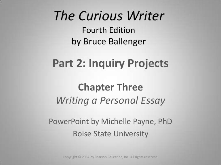chapter 14 writing a film essay Essays that you usually write in college are not limited to only descriptive and argumentative ones other types of writings that are quite widespread in writing a film review is not unlike writing the same paper about a book in both cases, you have to consider the work from different angles, dwell.