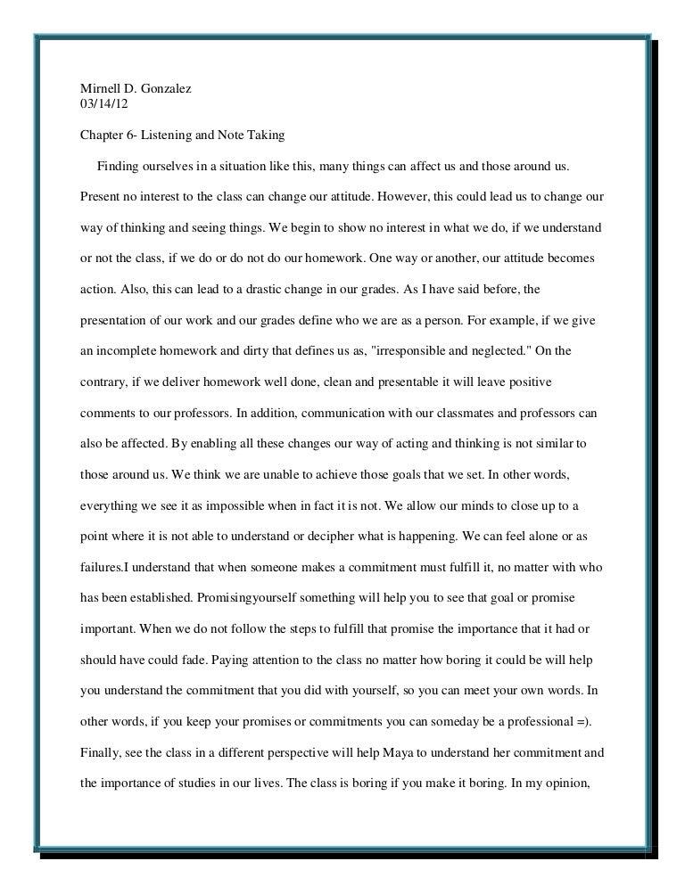 poor and rich essay judgements