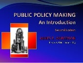 Policy Impact,Evaluation and Change (CoOL J)