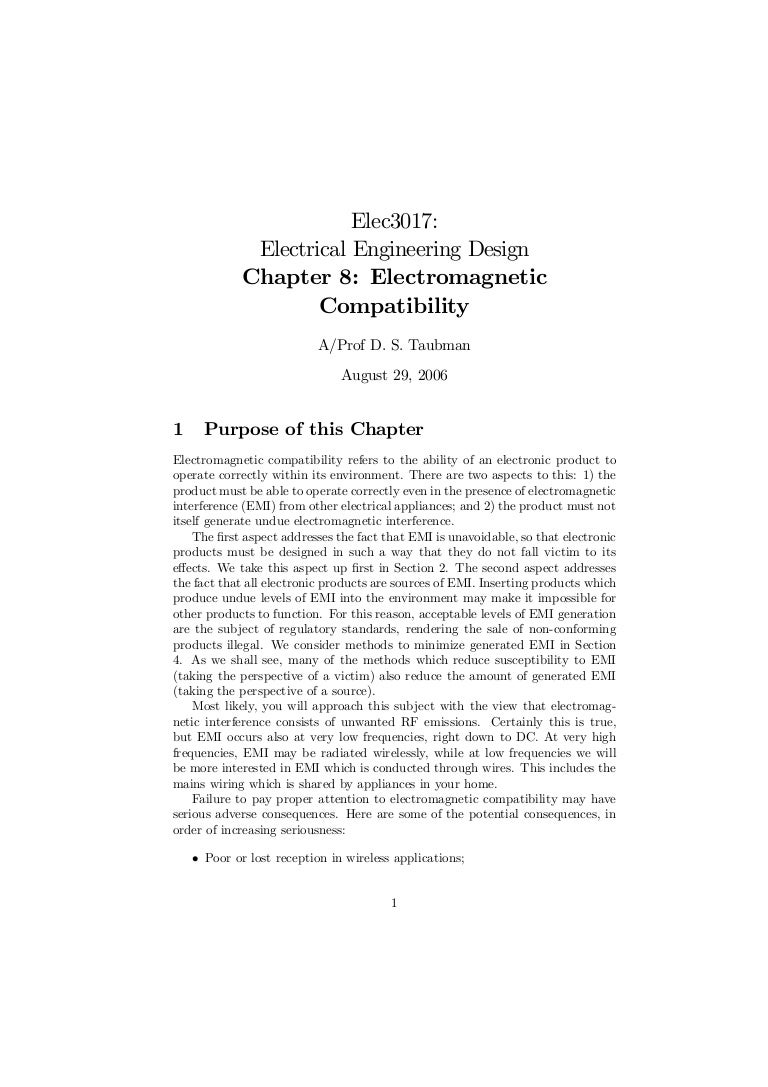 Chapter8 Emc Rc Wiring Diagrams