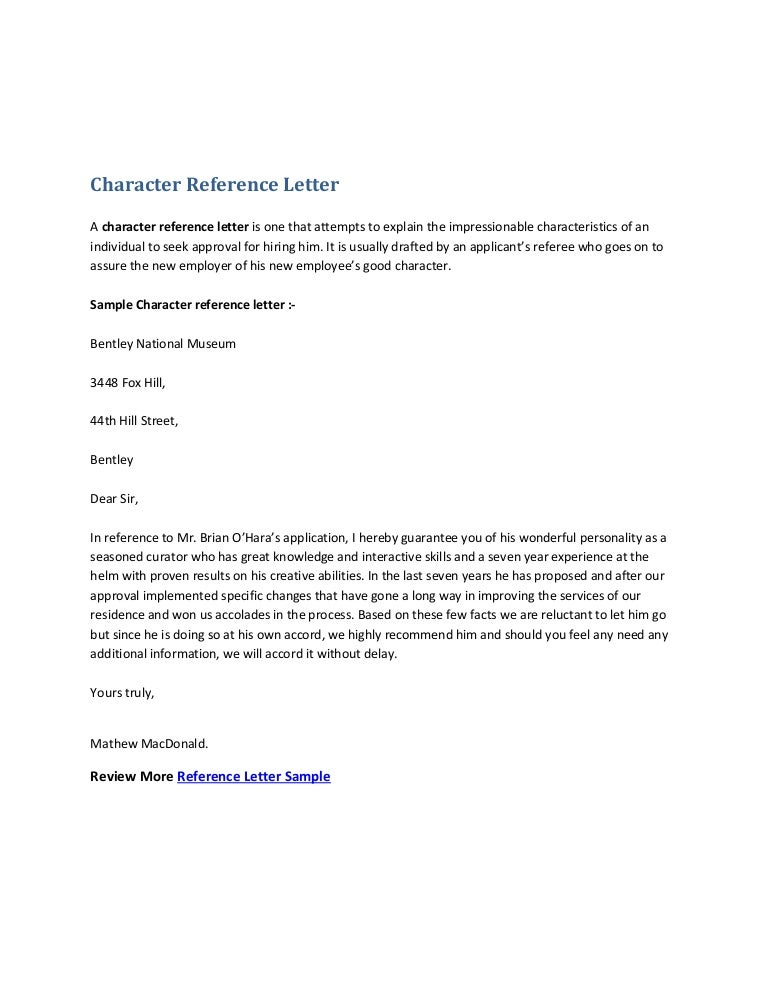 characterreferenceletter131030224230phpapp01thumbnail4jpgcb 1383172996 – Character Reference Letter for Employee