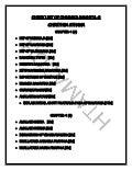 Charaka question paper list