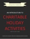 Plan A Company Holiday Charitable Activity - TeamBonding