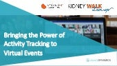 How National Kidney Foundation Is Using Activity Tracking to Rebrand Its National Walk