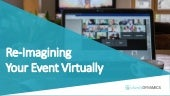 Re-Imagining Your Event Virtually