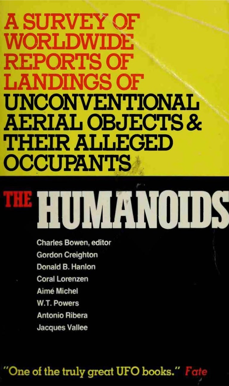 Charles Bowen (Ed ) - The Humanoids